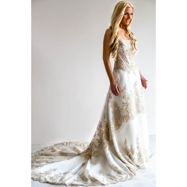Vestuvinė suknelė Kennina