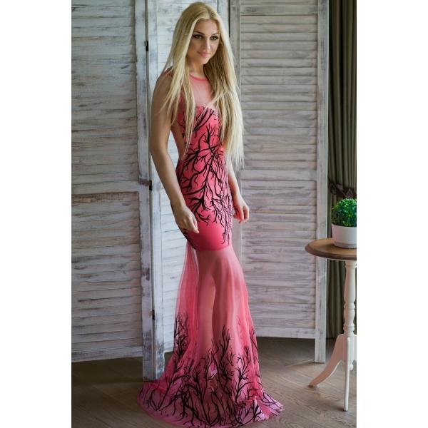 Vakarinė suknelė Adoette
