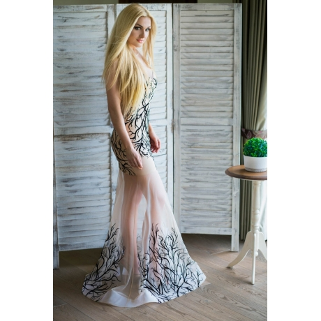 Vakarinė suknelė Demetria