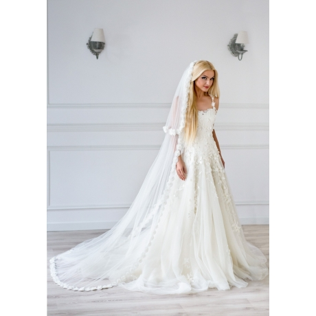 Vestuvinė suknelė Floreta